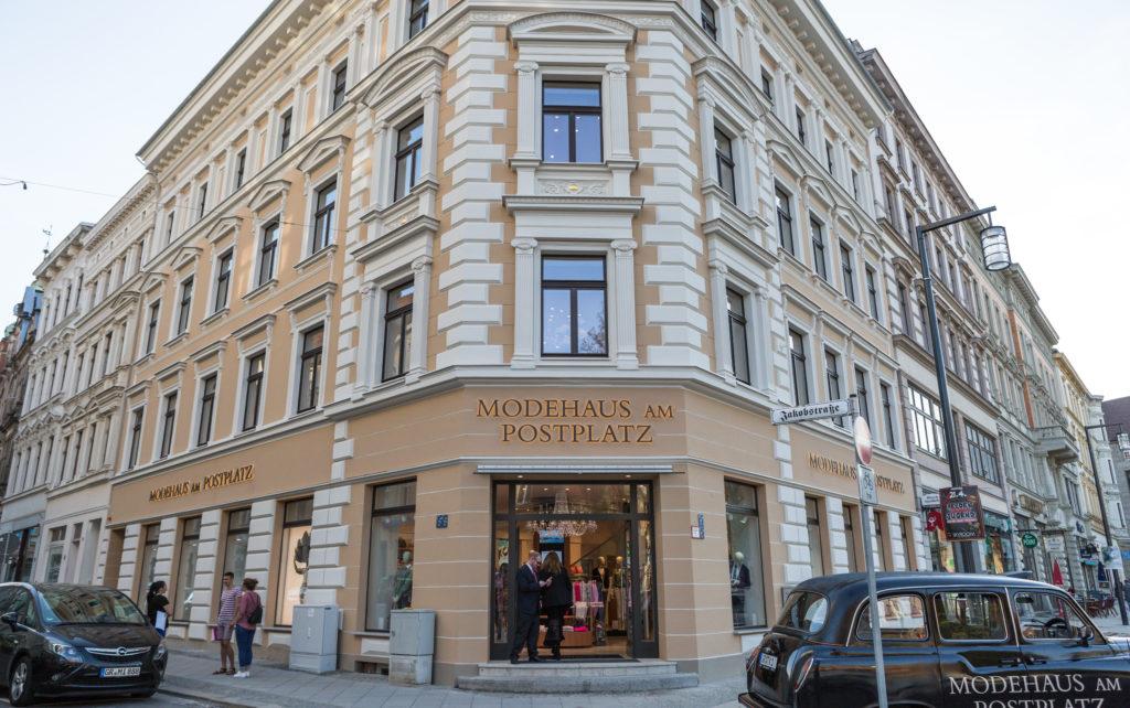 EURO FASHION AWARD 2018, Kaufhaus Görlitz, Modehaus am Postplatz, #efa2018, #kaufhausgoerlitz, (Foto Ronny Budweth)